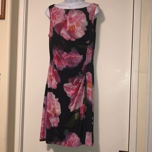 Karl Lagerfield Paris NWT, Size 12 Dress, FLORAL